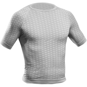 GripGrab Expert Seamless Lightweight Baselayer korte mouwen, grey